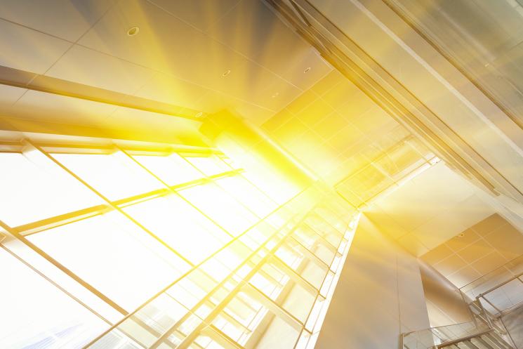 Energielabel verbeteren met 3M Prestige zonwerende raamfolie